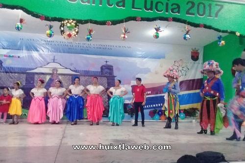 Feria patronal Villa Comaltitlán 2017