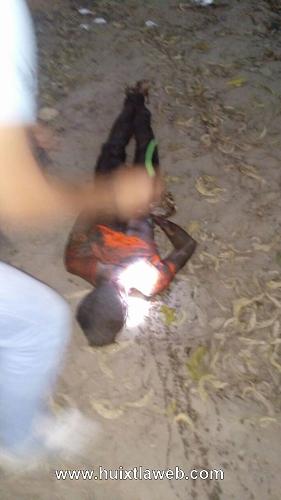 Identifican a ejecutado encontrado en rio Villa Comaltitlán.