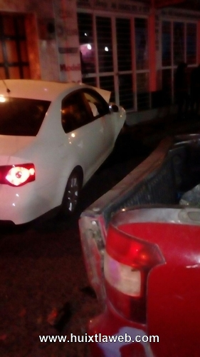 Mazateco se accidenta en Huixtla