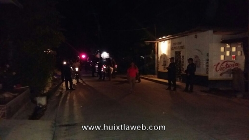 Buscan reducir actos delictivos en Tuzantán