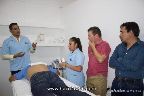 Fue inaugurada la clínica Medical Huixtla