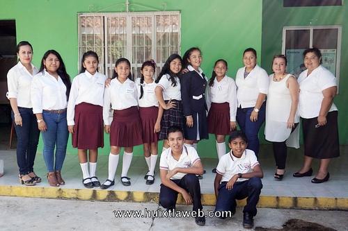 Realizan concurso para elegir Niño Difusor en Comaltitlán