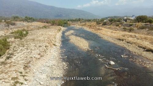 Se secan los ríos de la costa