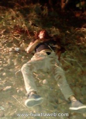 Asesinan a maestro en Huehuetán