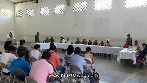 Presenta PC de Tuzantán Plan Específico de semana santa