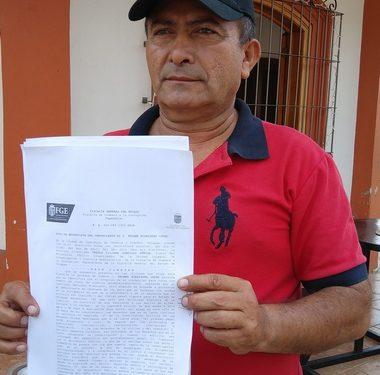Denuncian por abuso de autoridad a la alcaldesa con licencia de Suchiate