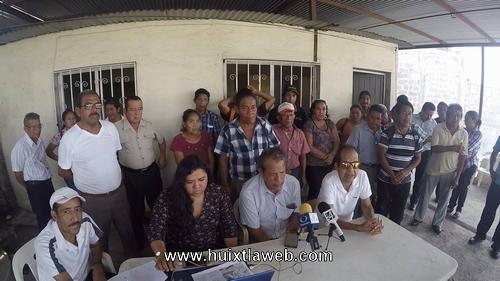 Cafetaleros exigen justicia tras atentado a balazos a su dirigente