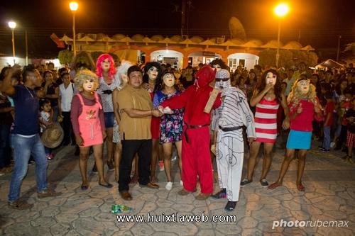 Todo un éxito concurso de chavaricos en Tuzantán