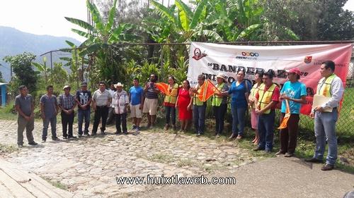 Inician pavimentación de camino Nueva Sonora – Mango Buena vista en Tuzantán