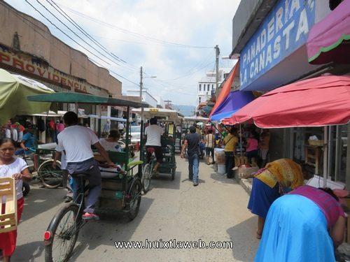 Detienen a ladrón de motocicleta en Huixtla