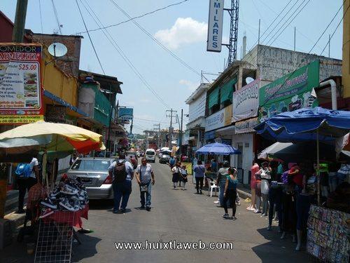 Convertida en centro de prostitución la zona comercial de Tapachula