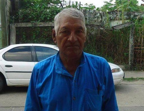 En un abrir y cerrar de ojos desaparece mi celular: David Torres Antonio