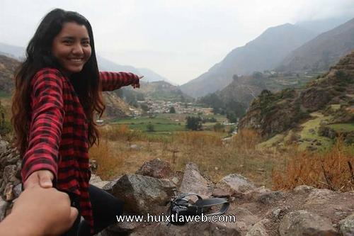 Recuperan comunicación con estudiante peruana en Huixtla