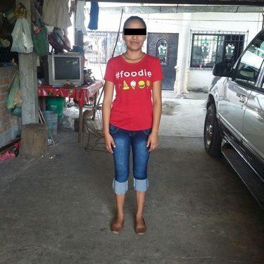 Menor desaparecida en Huixtla aparece en Huehuetán