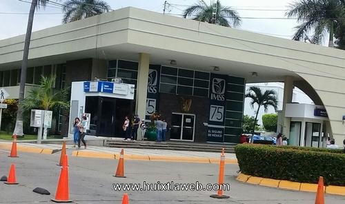 Acéfala Delegación del IMSS en Tapachula