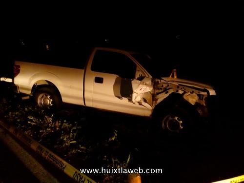 Muere mujer motociclista en Mazatán