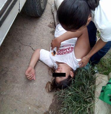 Acuchillan a mujer nicaragüense en Huixtla