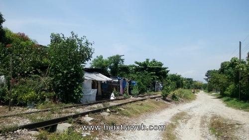 A casi 13 años afectados del Stan sin  casas en Huixtla