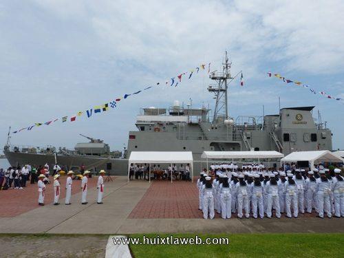 Conmemoraron Día de la Marina
