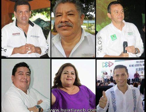 Piden a Candidatos cumplan sus compromisos hechos en campaña en Huixtla