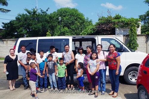 Busca Dif de Comaltitlán mejorar servicio a niños del Centro de Atención Múltiple CAM