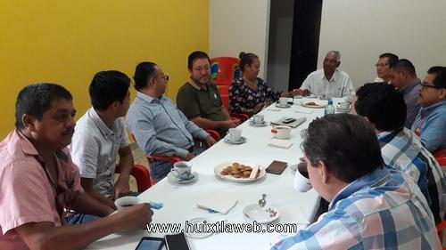 Mi respeto a la prensa, alcalde de Tuzantán