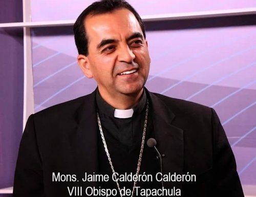 El Papa Francisco designó al VIII obispo de Tapachula