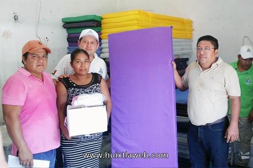 Ayuntamiento de Villa Comaltitlán lleva a cabo acciones en beneficio de la población afectada por las lluvias