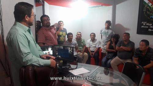 Nuestra gestión termina hasta el último día septiembre: Navarrete Meza