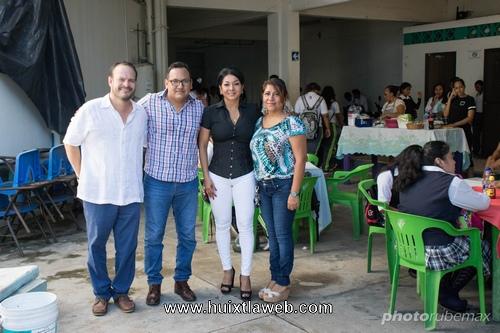 Maestros del Cobach de puerto madero piden intervención de la diputada electa Olvita Palomeque