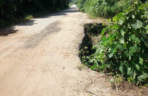 Intransitable la carretera Huixtla – Villa Comaltitlán