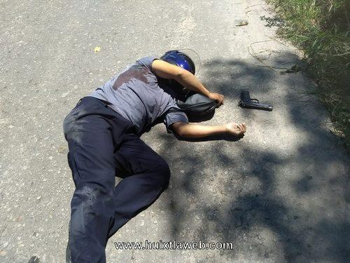 Matan a supuesto sicario en Mapastepec