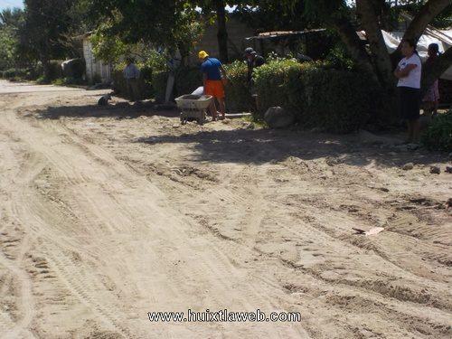 Concluye ayuntamiento de Tuzantán obra de drenaje en Islamapita los Cerritos