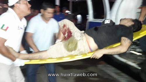 Muere empleado de limpia que fue baleado en Huixtla