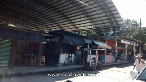 Siguen los robos en el mercado El Carmen de Huixtla