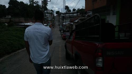 Acusan a policías bolseadores en Huixtla