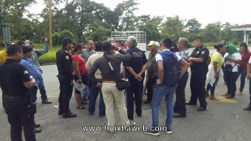 Organizaciones de transportistas piden expulsar a sinaloenses