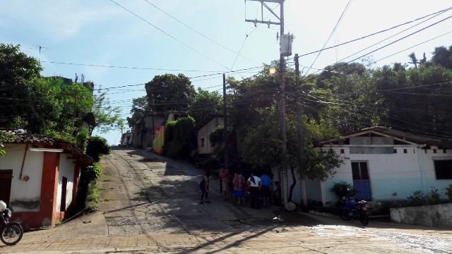 Cuartos de alquiler saturados por centroamericanos en Huixtla