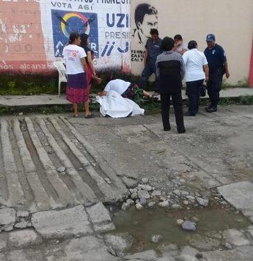 Sorprende la muerte a menor de 13 años en Villa Comaltitlán