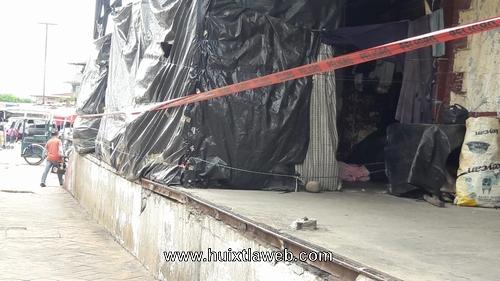 Localizan a comaltitleco muerto en la estación del ferrocarril de Huixtla