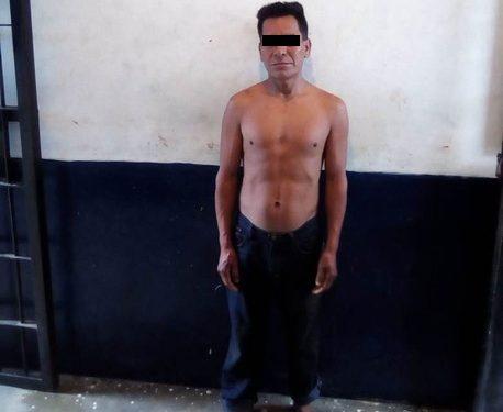 Huixtleco es detenido por allanar domicilio