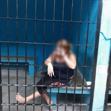 Pareja detenida con drogas en Huixtla