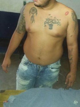 Huixtleco detenido por agredir a una mujer