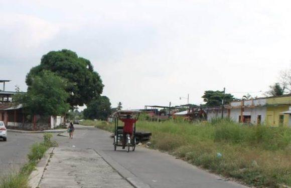 Asaltan a menor en la vía del ferrocarril en Huixtla