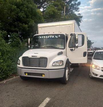 Camión de los poblanos choca contra colectivo de Motozintla