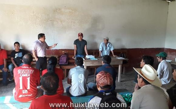 "Gobierno municipal de Huixtla continua impulsando Programa ""Sembrando Vida"""