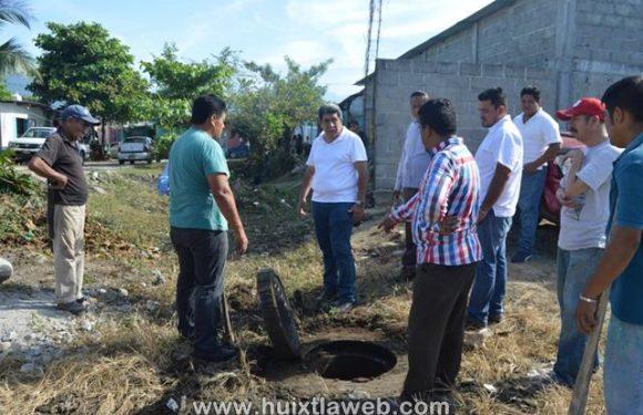Ayuntamiento de Huixtla realiza descacharramiento en la Colonia Vida Mejor