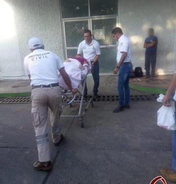 Acciones de Protección civil de Huixtla de esta semana