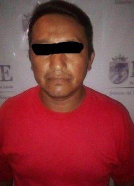 Escuintleco es detenido por ministeriales
