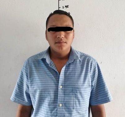 Salvadoreño detenido por golpear a su hermana en Huixtla